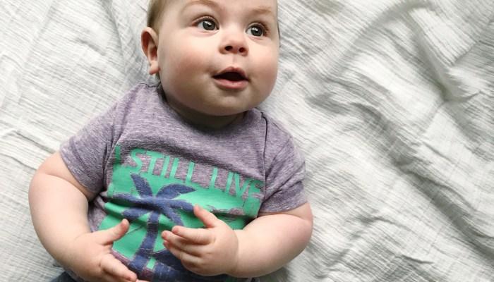 Eli — 8 Months