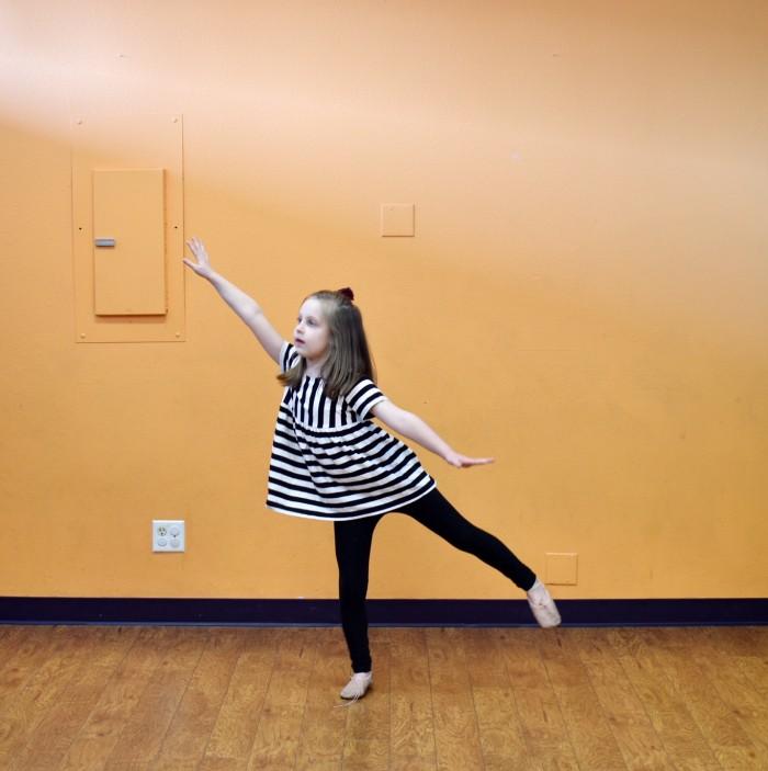 The Little Gym - ballet