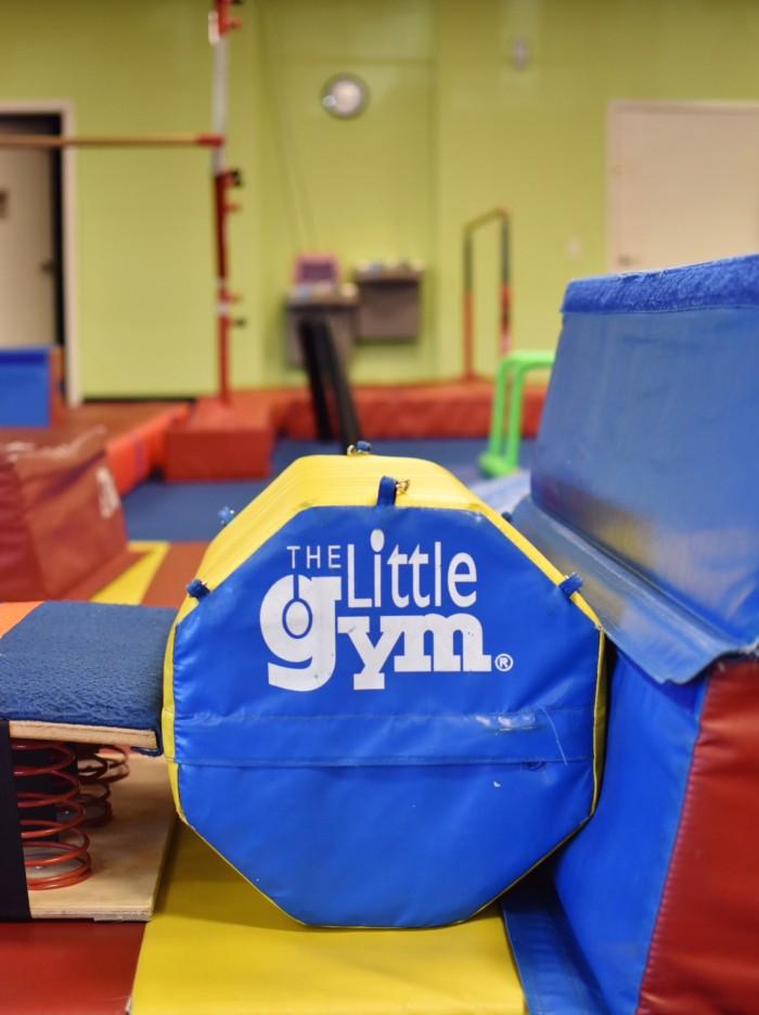 The Little Gym - gymnastics