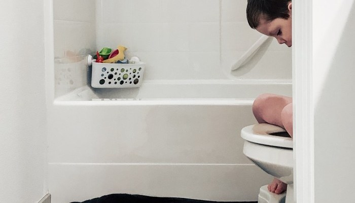 Potty Training Now, Because …