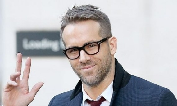 Hollywood's Hottest Silver Foxes all in one place! - That ... Ryan Reynolds Indiana