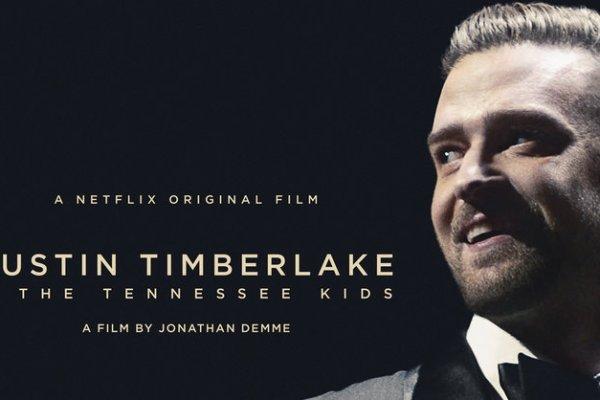 Timberlake and Chill - Justin Timberlake + The Tennessee Kids on Netflix