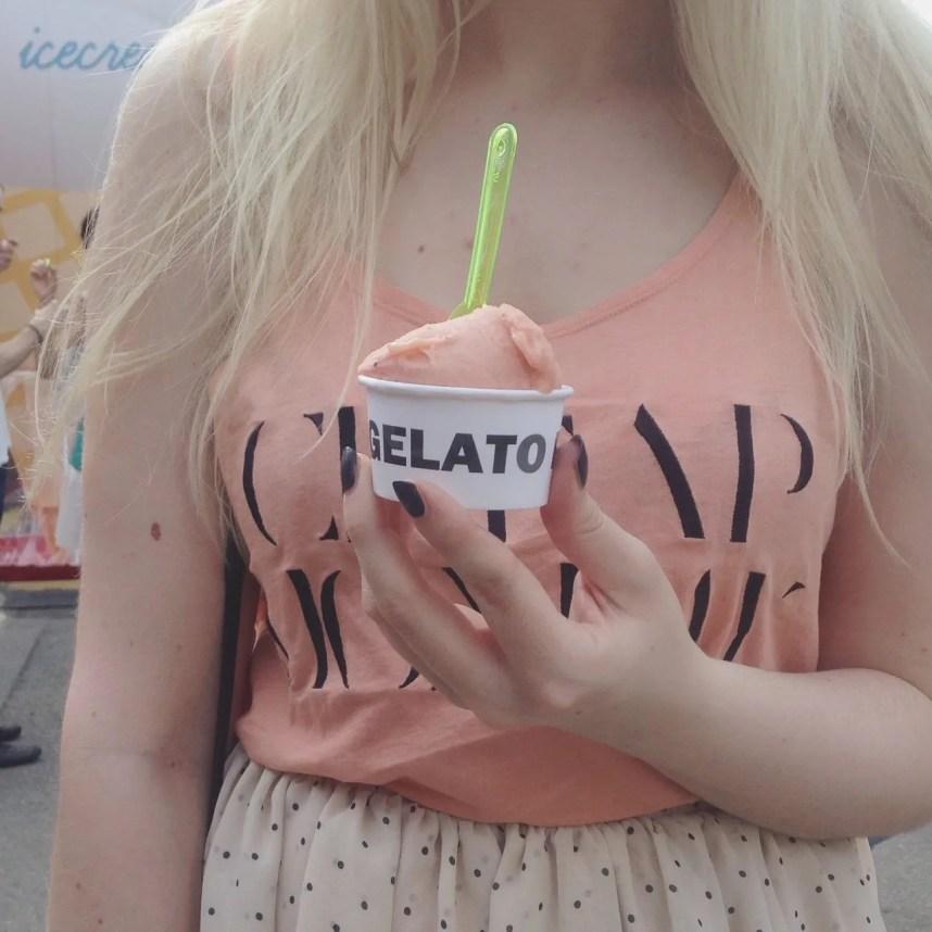 ingridesign gelato festival 2015 strawberry vodka