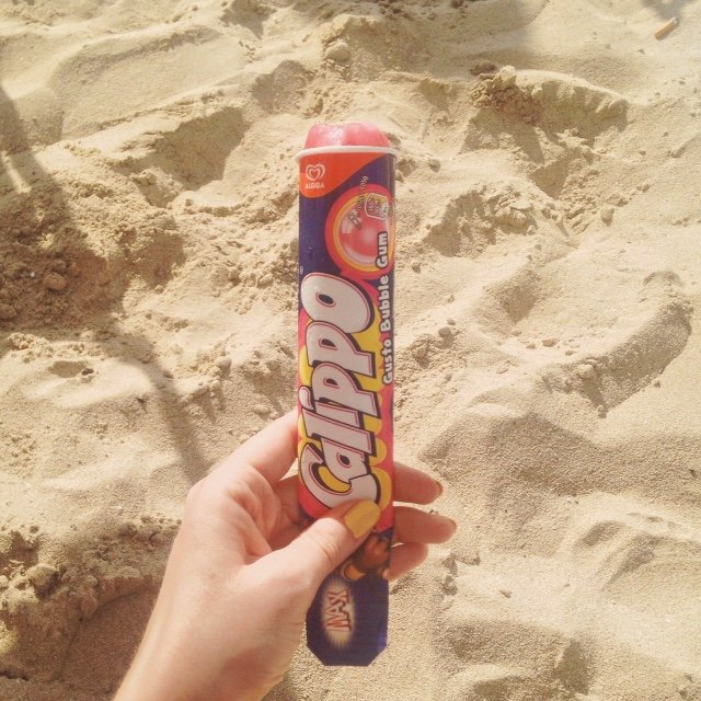 INGRIDESIGN_snapshots from Puglia :: calippo bubble gum