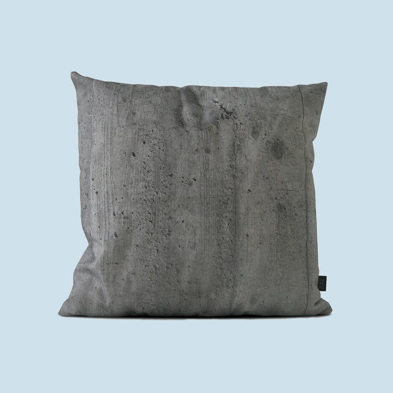 thatscandinavianfeeling_how are you_concrete texture pillow