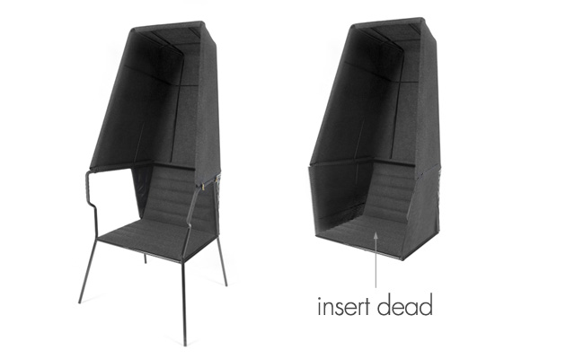 Booth Slide Coffin