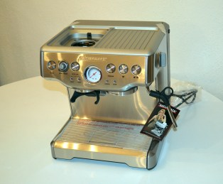 Gastroback Pro G/Breville Barista Express - NEW out of the Box