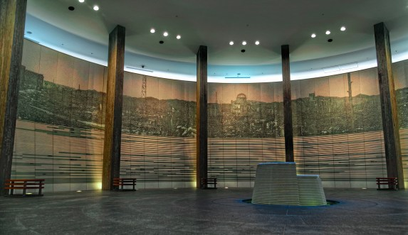 Hiroshima National Peace Memorial Hall for the Victims