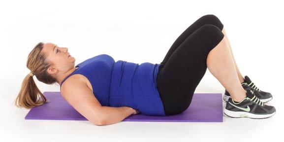 6 Basic Post Pregnancy Workouts