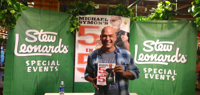 Iron Chef Michael Symon Dishes to That's SO Jenn About His New Cookbook, 5 in 5