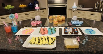 How to Throw a Gender Reveal Party (plus the big news for Teresa!) *As Seen on CT Style News 8*