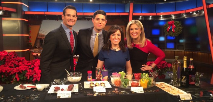 Easy New Years Eve Party Ideas *As Seen on Good Day New York*