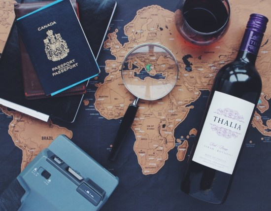 passport travel for free work abroad