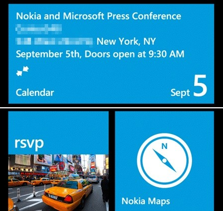 Microsoft and Nokia joint press conference