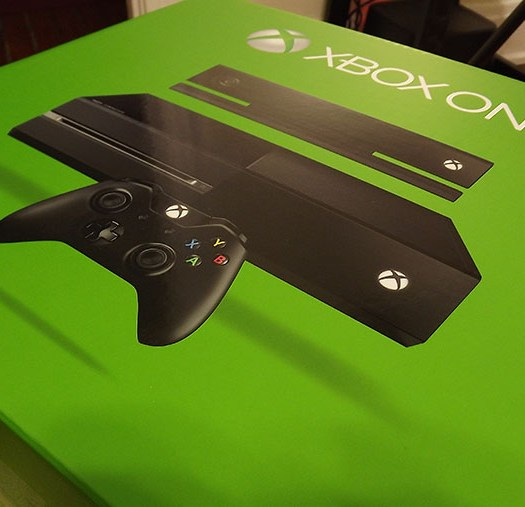 xbox one packaging