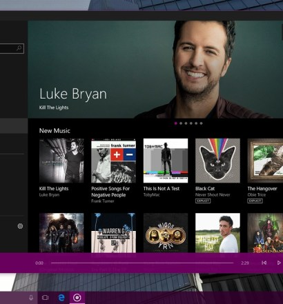 Groove Music for Windows 10 (6)