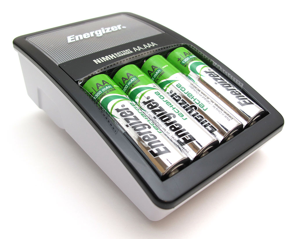 Fullsize Of Rayovac Battery Charger