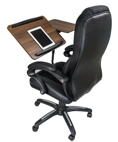 Office-Chair-with -ntegrated-Laptop-Desk