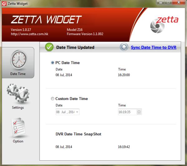 Zetta Z16 5