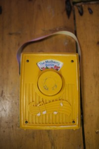 Fisher Price music box