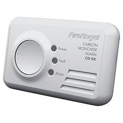 CO alarm