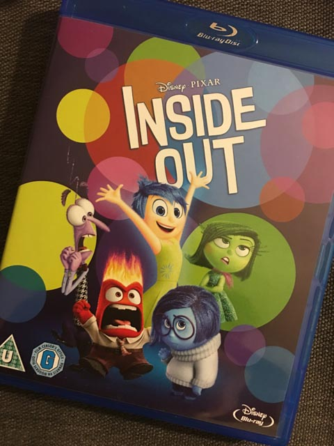 Disney Pixar's Inside Out