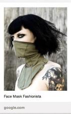Maskology: The Study of People Wearing Masks