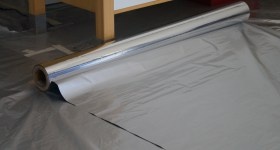 How to Seal a Whole House with Foil