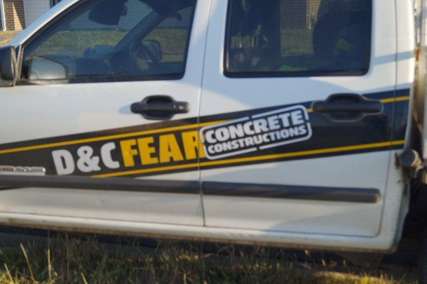 D&C Fear Concreting