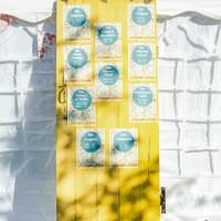 10 originelle Ideen für einen Sitzplan zum Selbermachen