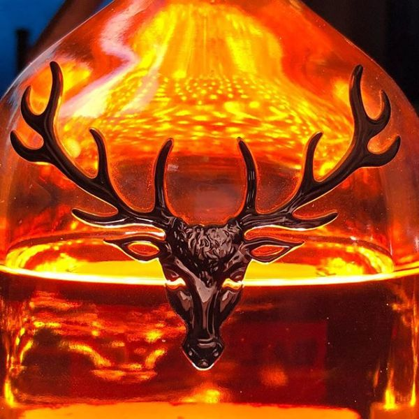 Perfect filling level! Jetzt in der Probe: Dalmore 12, 18 und Valour.