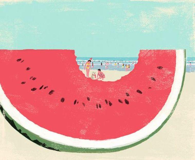 30 вдохновляющих иллюстраций с фантазией