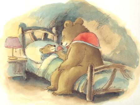 30 самых милых иллюстрированных медведей