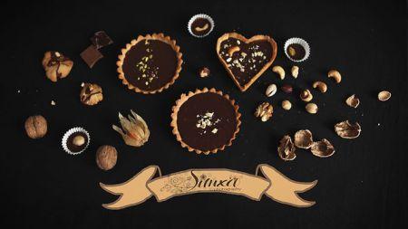 Готовим вместе: тарталетки с шоколадной начинкой