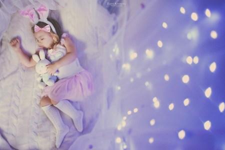 Sleep Sugar: малышка Кира