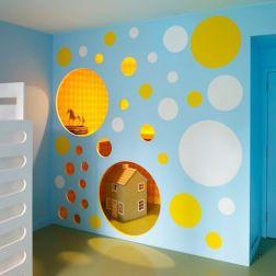 Сказочный мир: детская комната. Часть 1