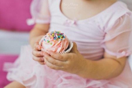 Розовый зефир: день рождения Киры