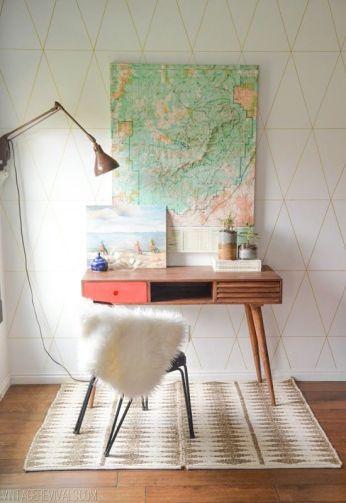 Вдохновляющие интерьеры: домашний офис
