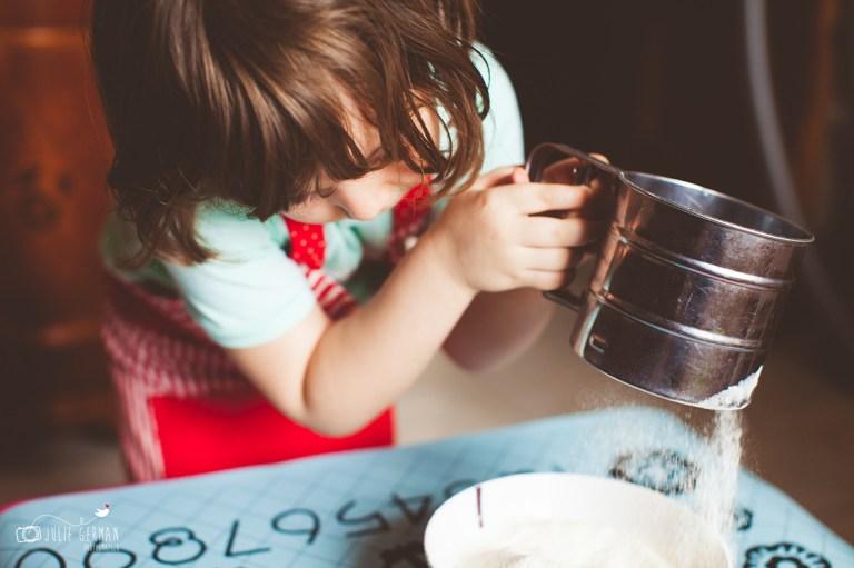 История маленького кулинара: Ульяна