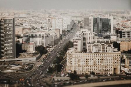 Любимый город : Москва Светланы Зубаковой