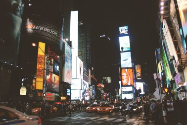 Как в кино: Нью-Йорк, Нью-Йорк