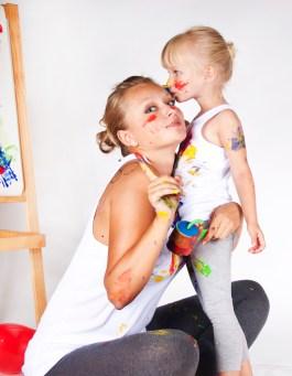 Отражение семейная фотовыставка Ники Никиташенко (2)