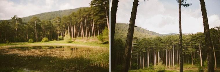 Уют семьи и природы: Данила, Лана и Мотька