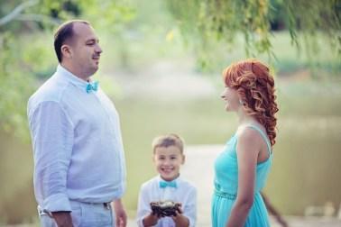 В узком семейном кругу свадьба Наташи и Саши (16)