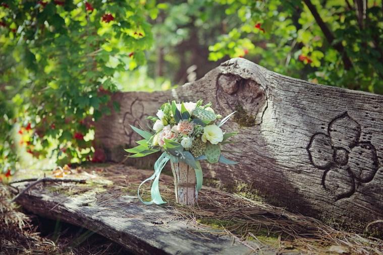 В узком семейном кругу свадьба Наташи и Саши (4)