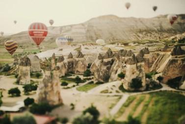 Словно сказка: атмосферная и харизматичная Каппадокия