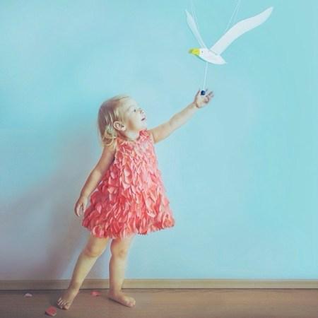 Семейные инстаграмы недели: дети и их игры