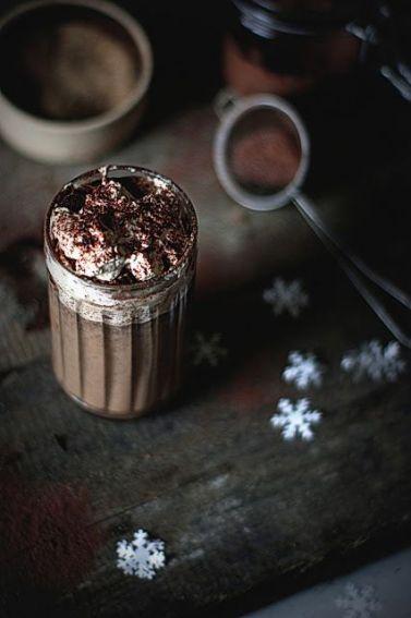 Какао горячий шоколад (2)
