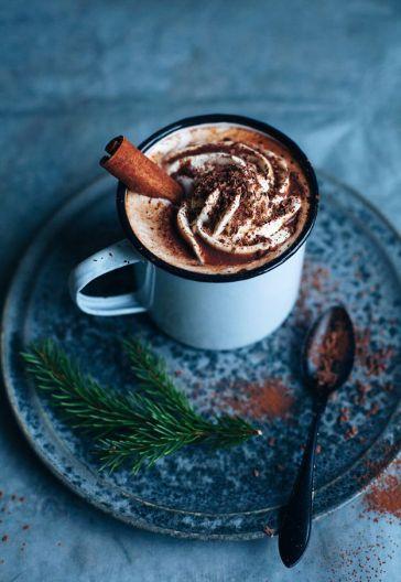 Какао горячий шоколад (3)