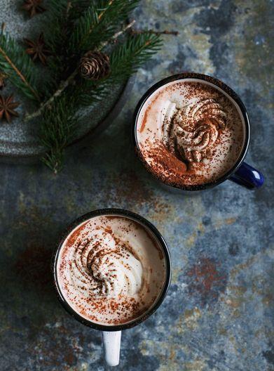 Какао горячий шоколад (7)